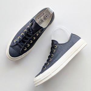 Converse CTAS 70 OX Black/Egret Size 8.5